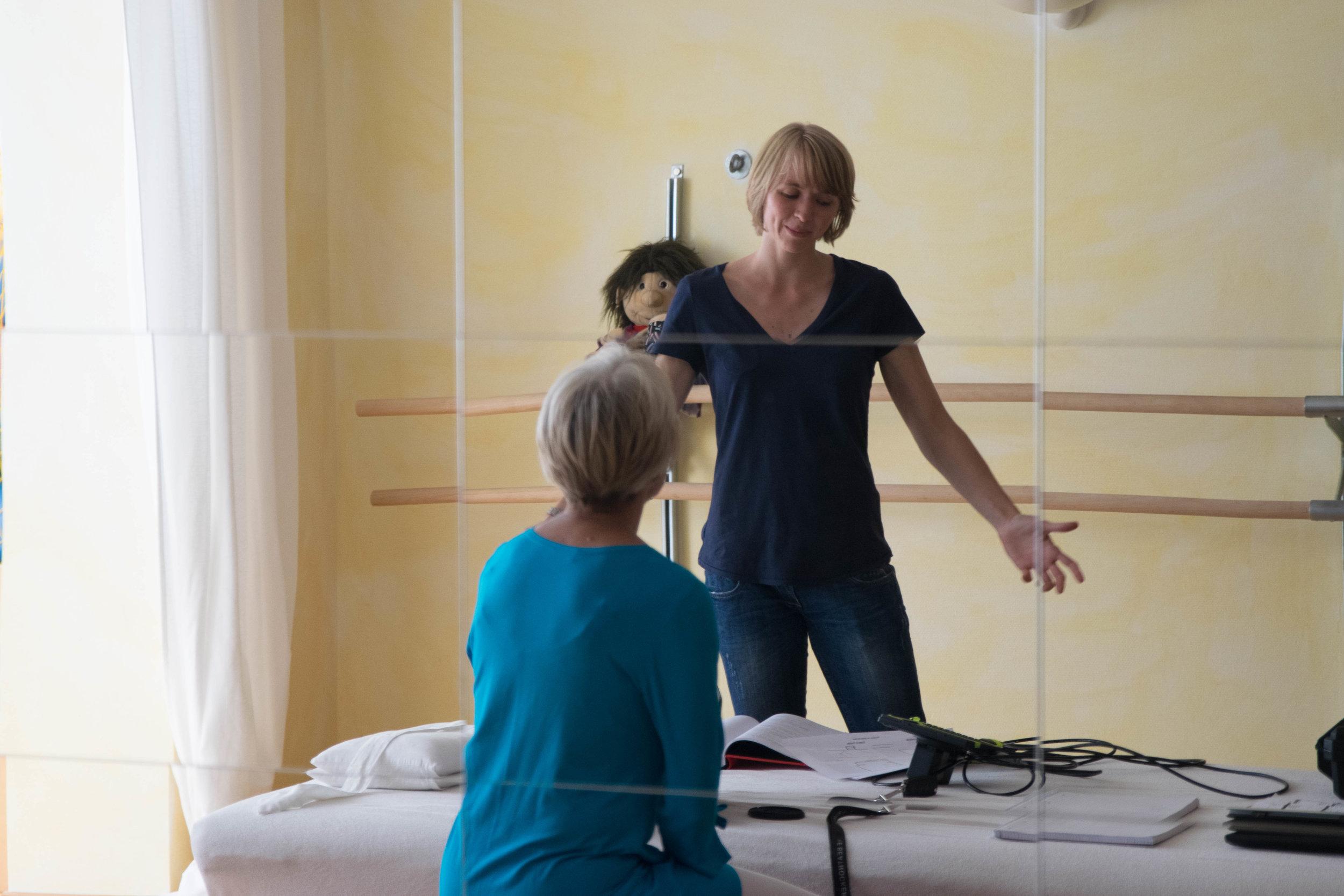Praxis Elisabeta Kleitsch - Physiotherapie-Praxis