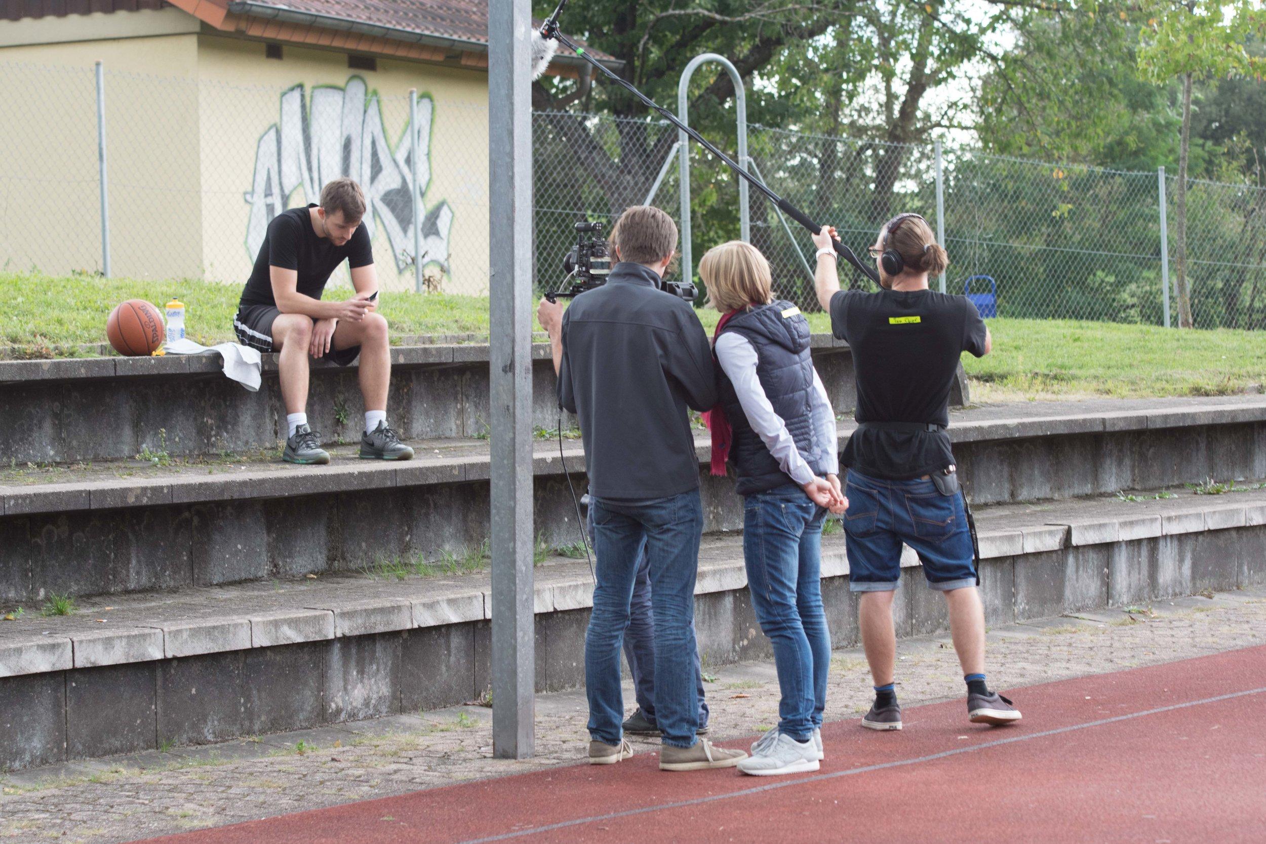 Grund- und Hauptschule Dietlingen - Sportplatz
