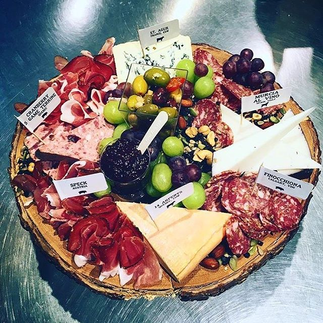 Have you registered to be a SUPPER Host yet? All Hosts receive 15% off storewide at @bridgelandmarket, and for every Safe Haven Cheese & Charcuterie Board ordered $20 will be donated to @safehavencanada! #SupperForSafeHaven 📸: @bridgelandmarket
