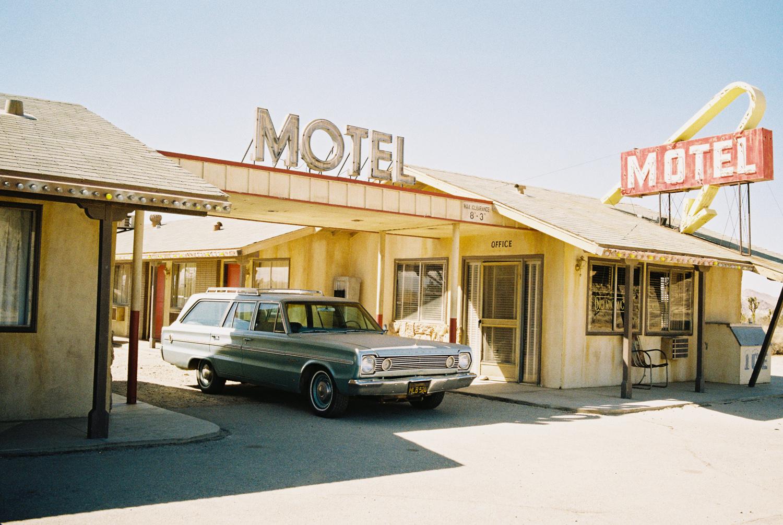 Cali Deserts Hexar AF Kodak Pro Image 100