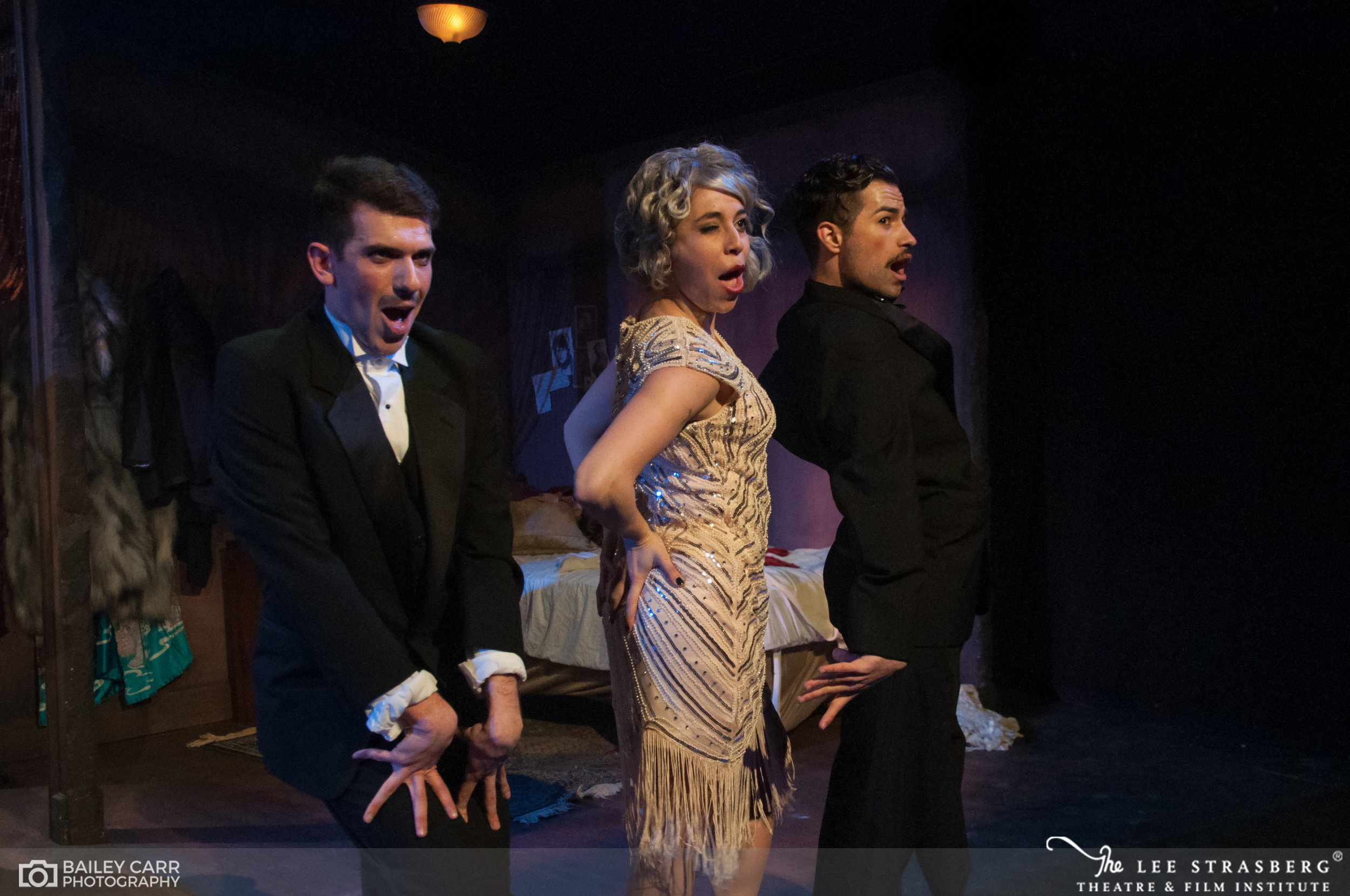 The Wild Party (Oscar D'Armano)