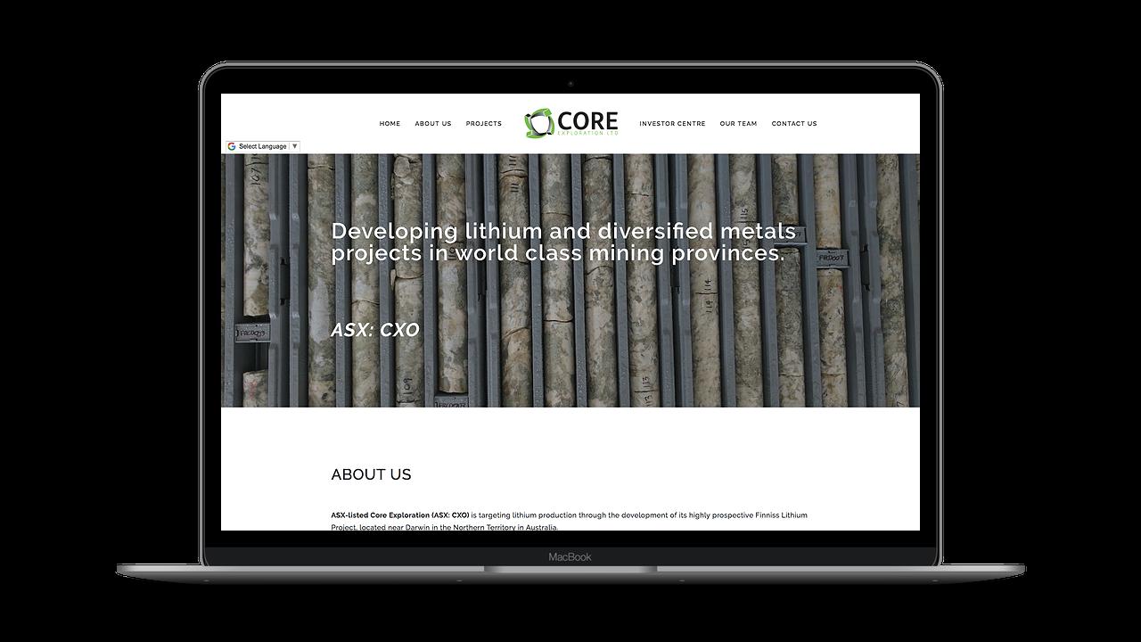 Core Exploration