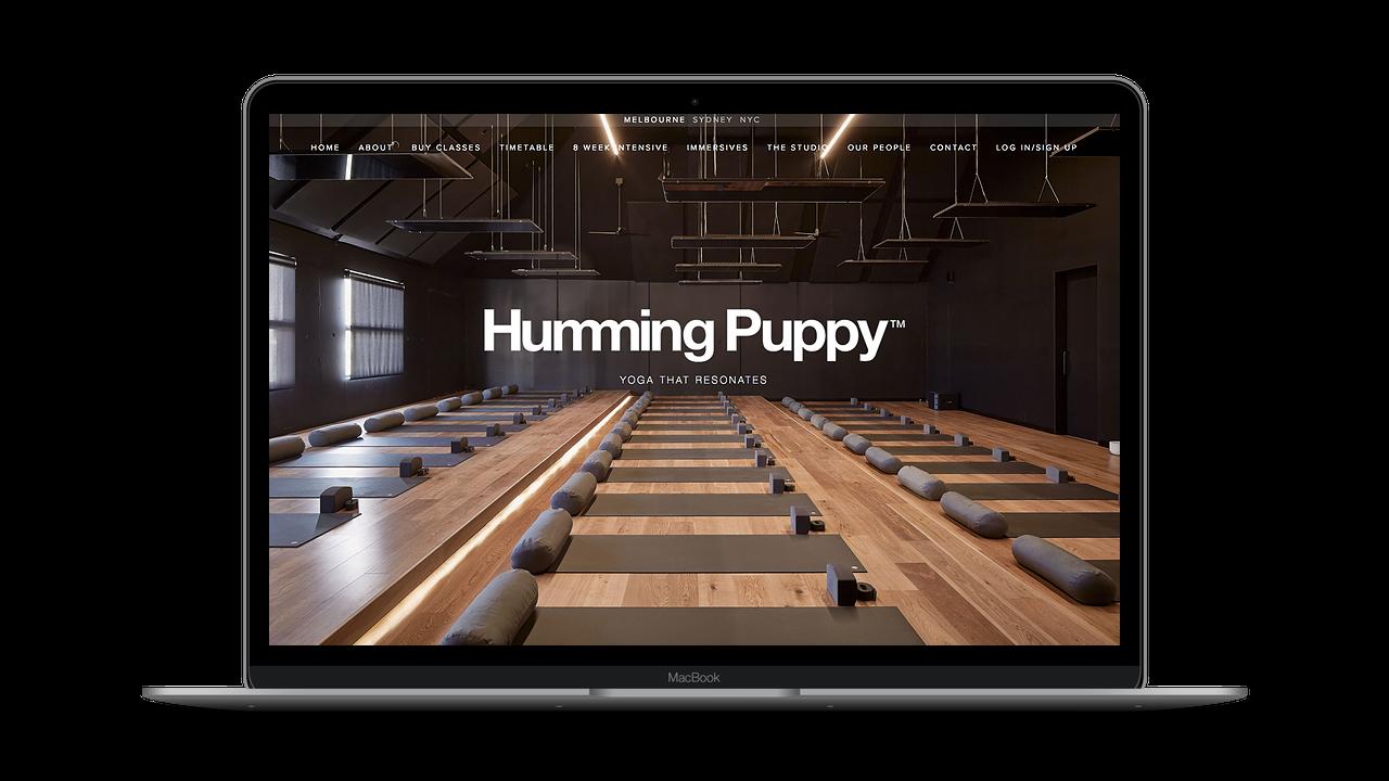Humming Puppy