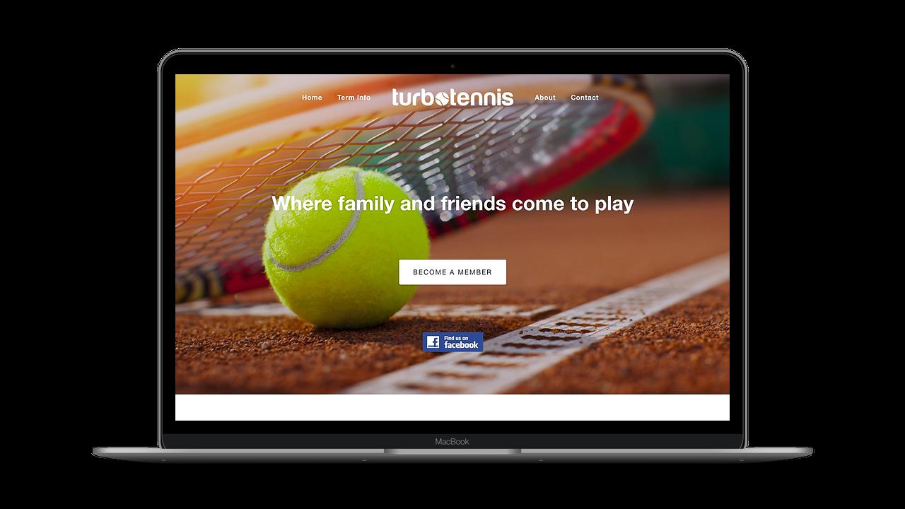 Turbo Tennis