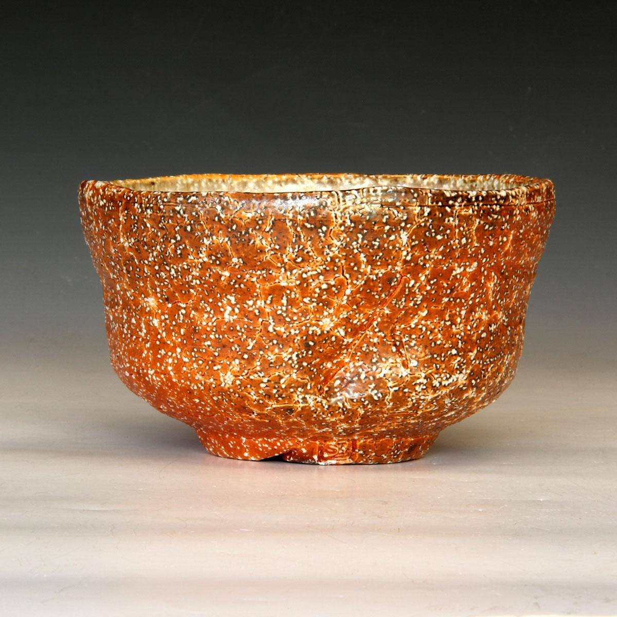 1f. Sandy Lockwood - Teabowl 6 - 13.5 x 8cm - woodfired and salt glazed stoneware - 2018 -IMG_1942 (2).jpg
