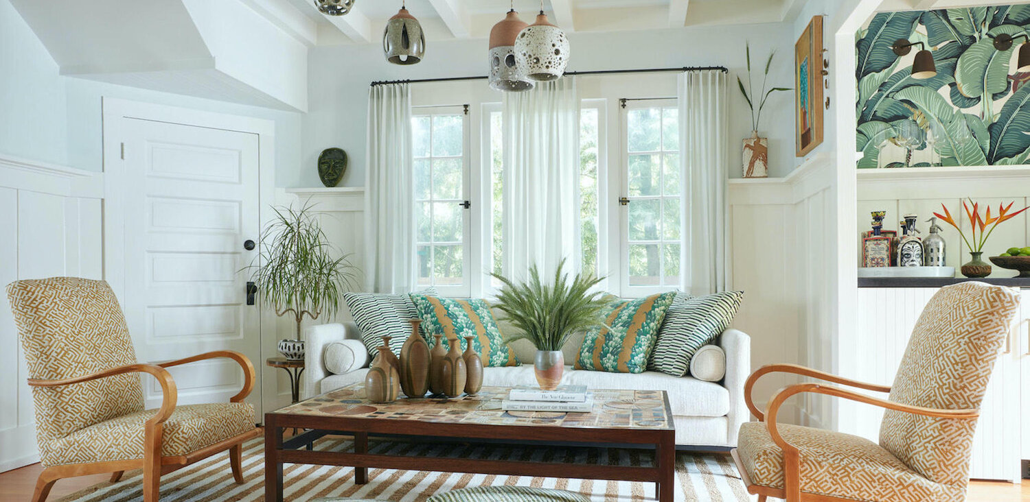 Jeff Andrews Design Sophisticated Livable Interiors