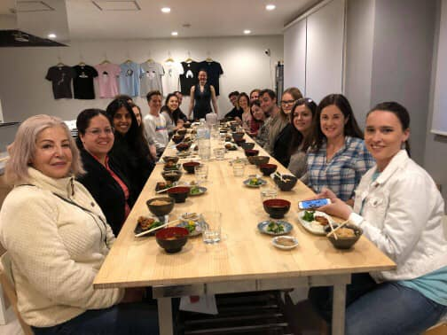 Thrive Tokyo Food Workshop