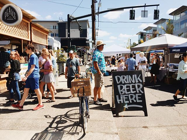 Thank you for another great street fair folks! We love our community 🍻