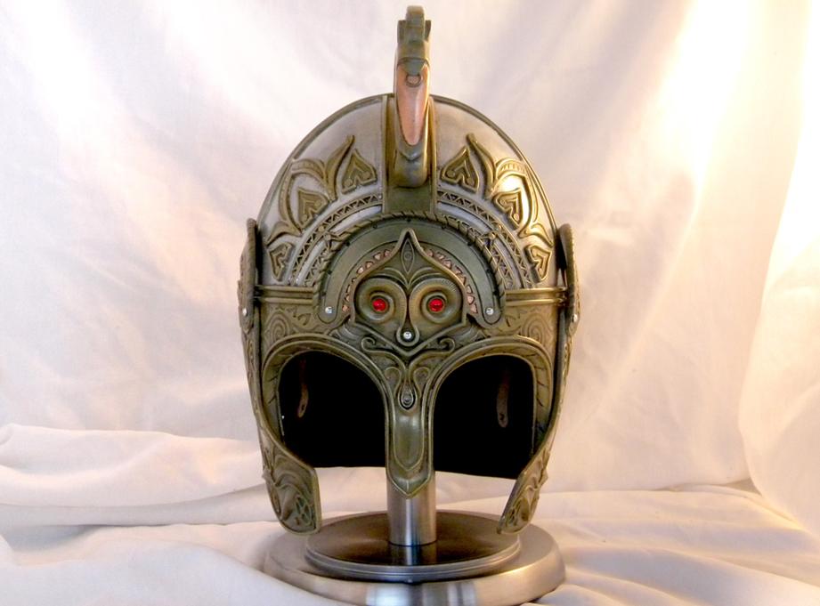 The final helmet