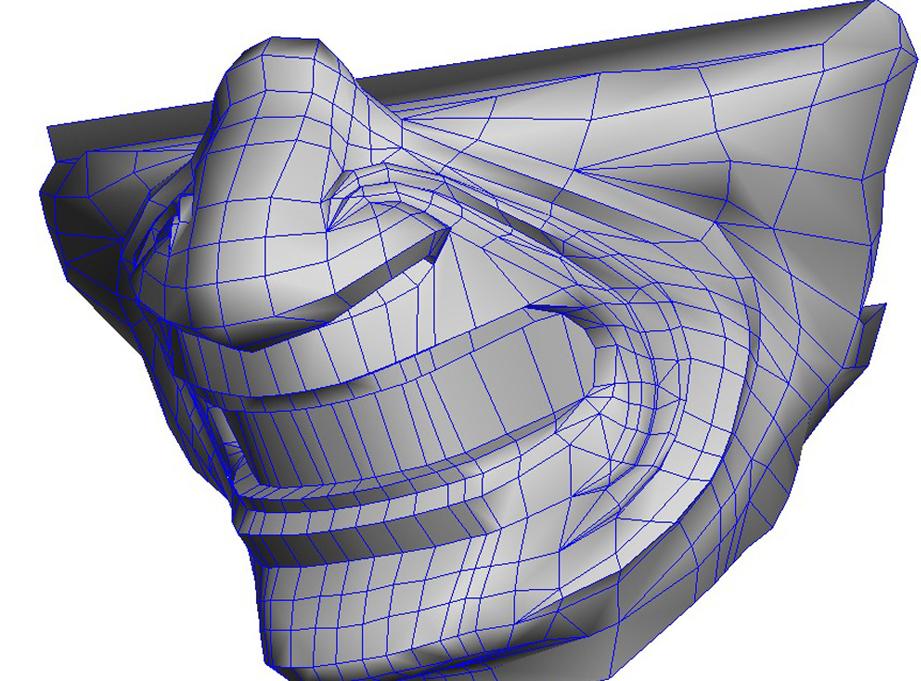 Refined geometry.