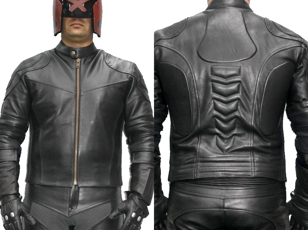 A British vendor, LeatherNext, also sells a replica suit and armor. I later replaced my leathers for a set of these. There are very minor differences between the two.