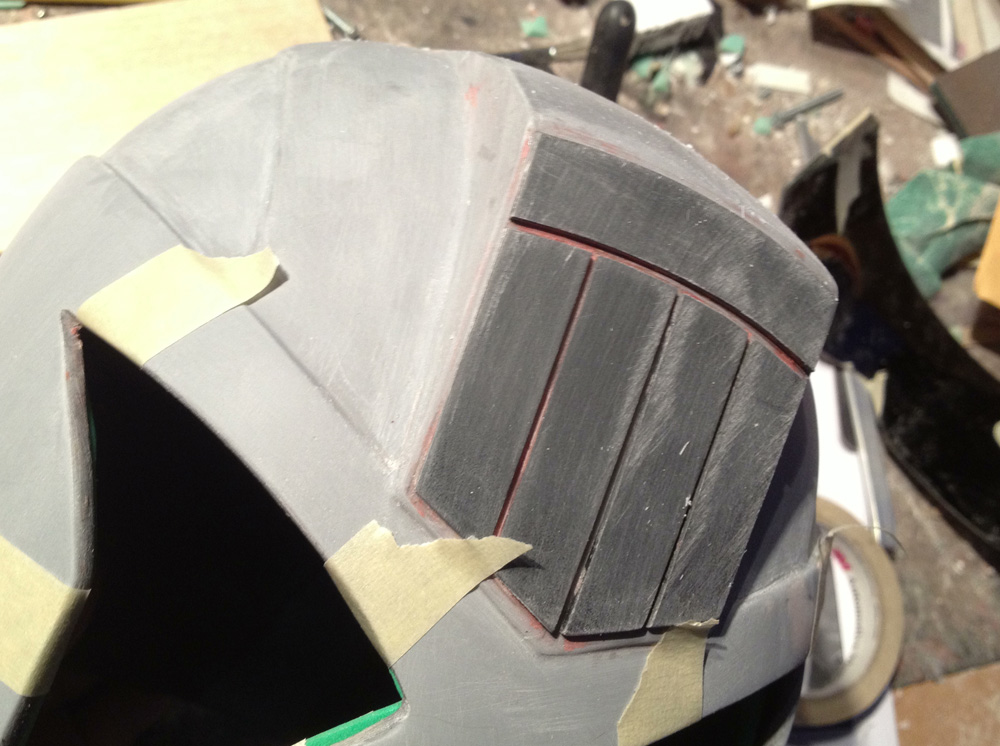 The new Kydex replacement shield.