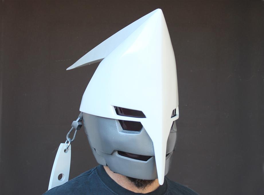 The final helmet!