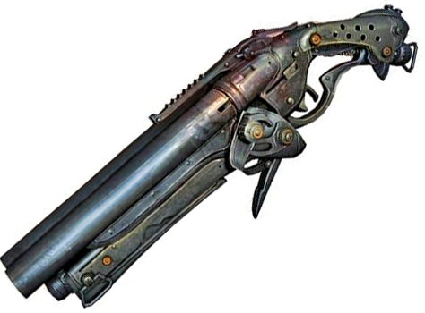 I was commissioned to build the sawed-off shotgun from the game Gears of War. The challenge of this build would be to make it open to accept shells.