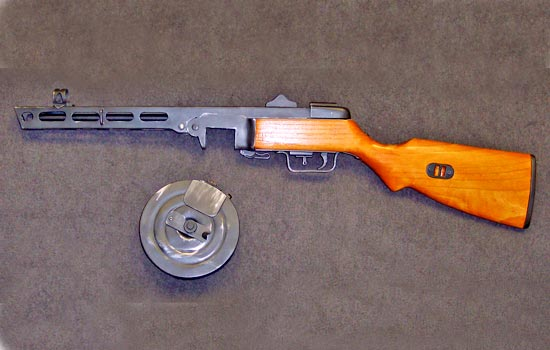 This gun can be disassembled just like the real one…nothing is glued that shouldn't be.