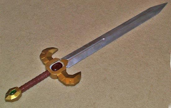 The final sword