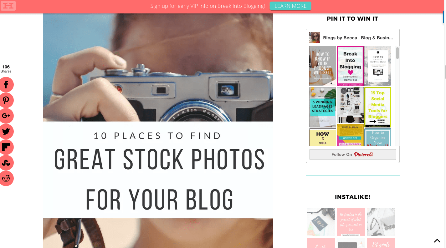 How to Add Social Media Features To Your Blog