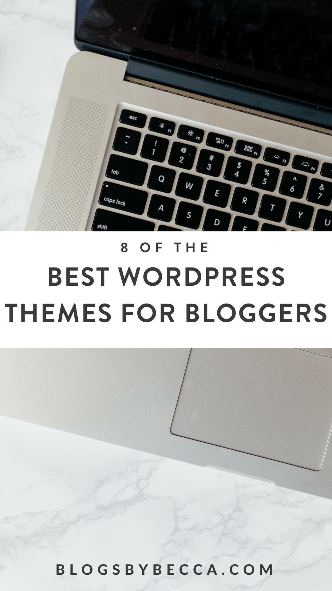 The Best Wordpress Themes for Bloggers! These Wordpress themes are great for beginner bloggers or advanced bloggers. Designing your blog is easy with these themes. Click through to see them all! #blogandbiz, #blogging, #blogtips, #wordpress