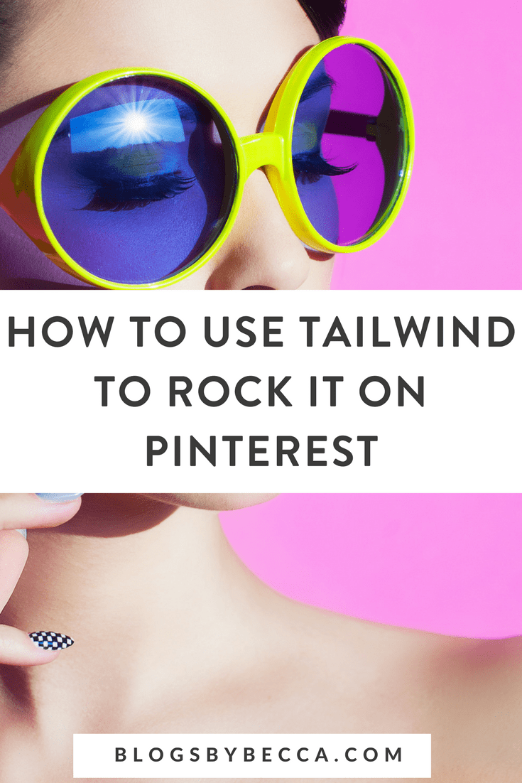 How to use Tailwind to grow your Pinterest account! This is the perfect guide for bloggers looking for a way to grow their Pinterest account with Pinterest schedulers like Tailwind! Click to learn all about it! #pinterest, #tailwind, #pinterestscheduler, #socialmedia, #socialmediatips, #blogging, #blogtips, #blogandbiz