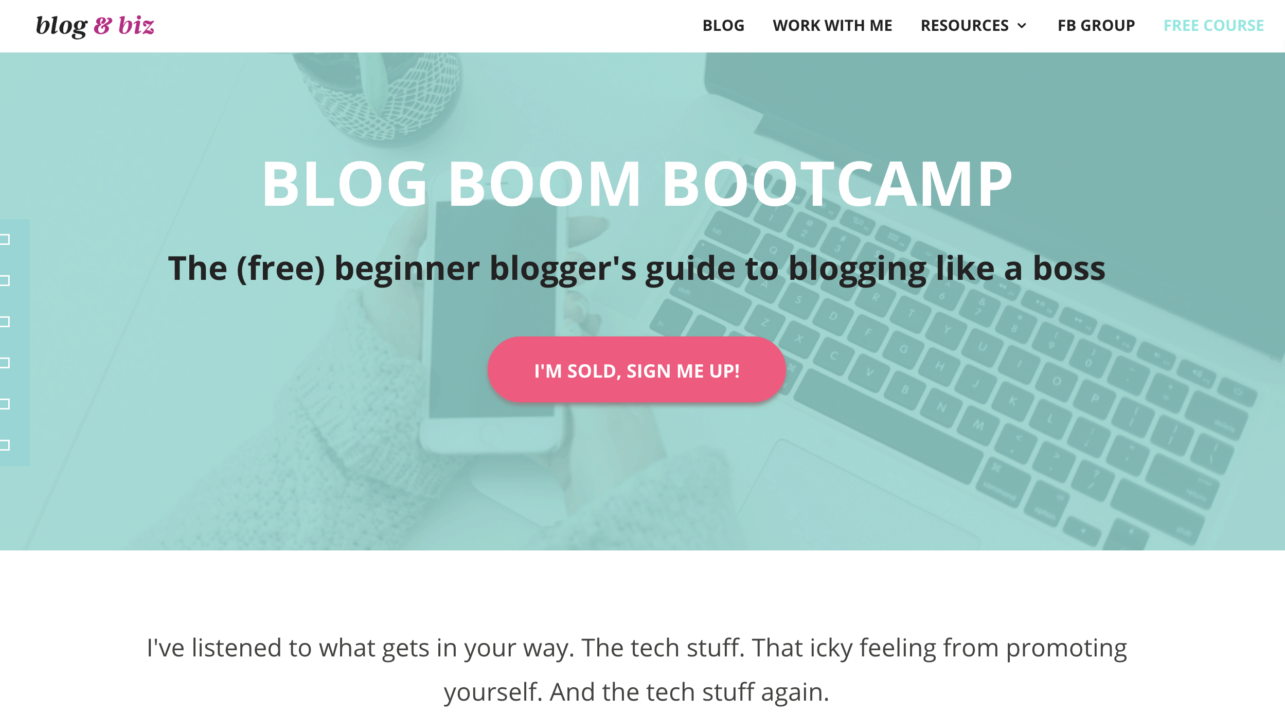 divi for bloggers