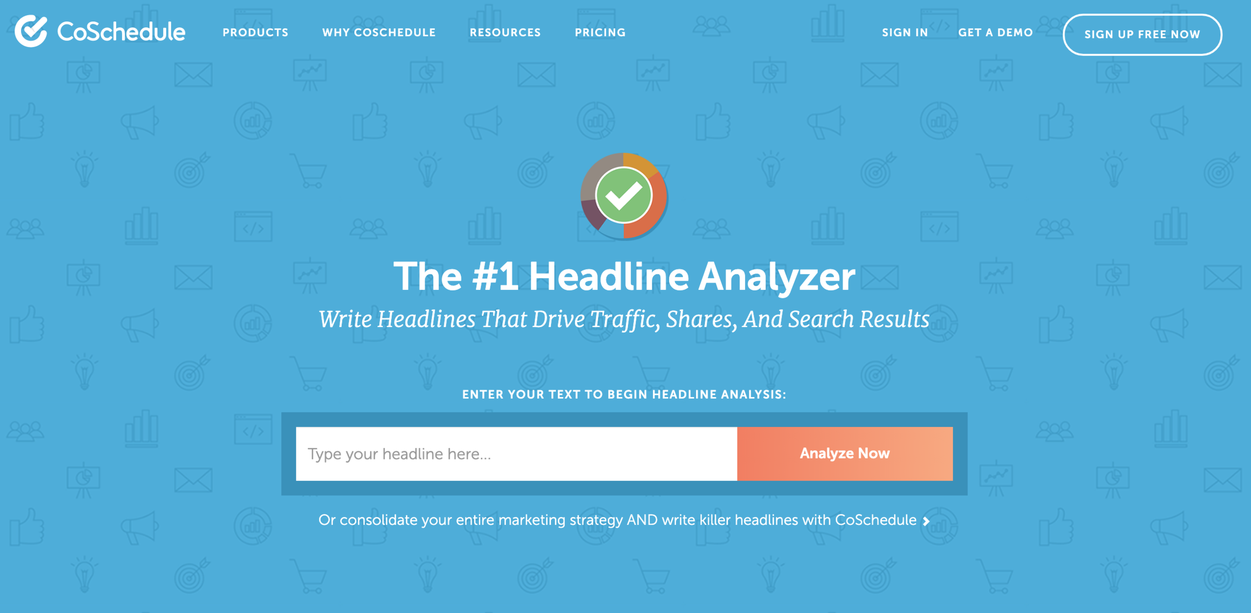 how to use coschedule's headline analyzer