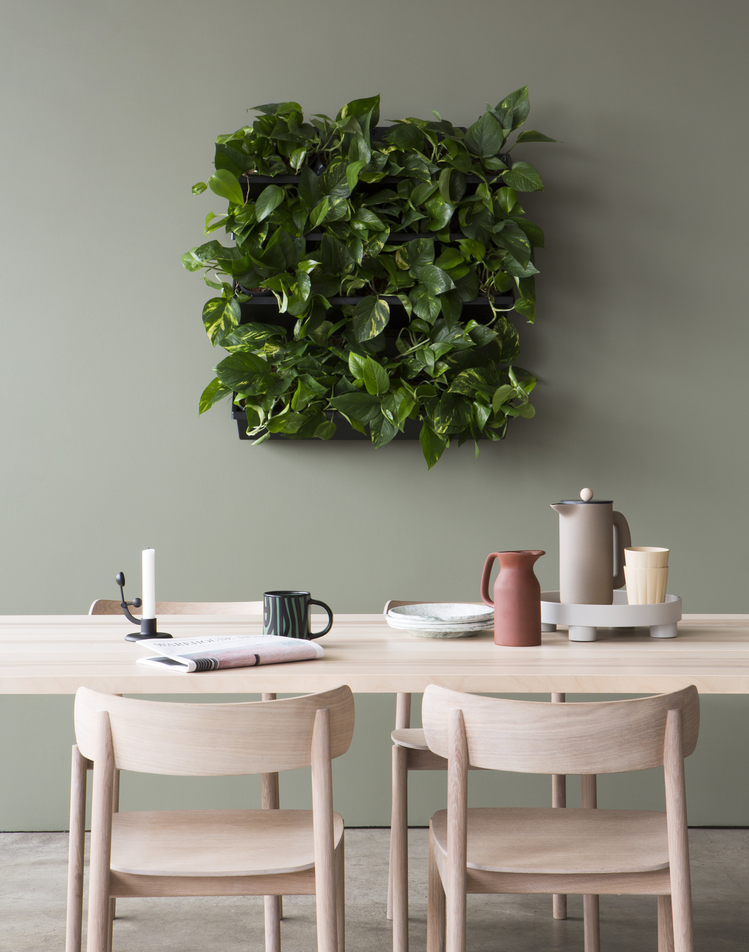 skogluft plant wall