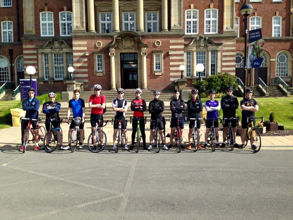 Leeds to Paris Cycle