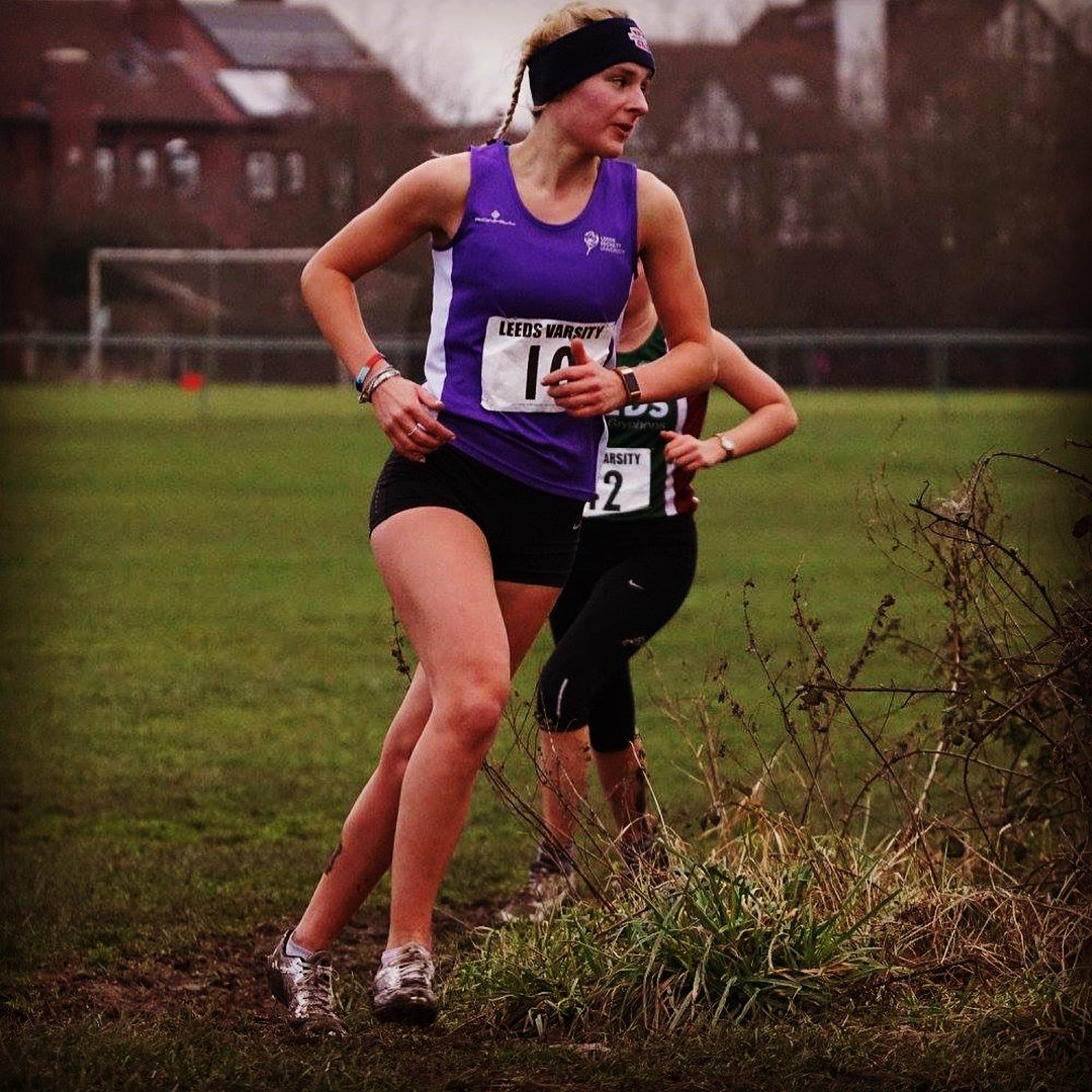 Georgia Hird  (800m runner)