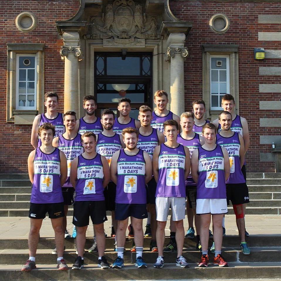 LBUHC  (5 marathons in 5 days)
