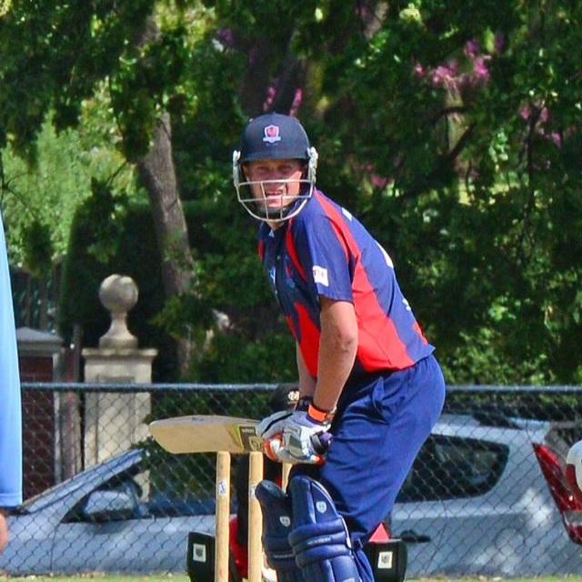 Mike Jones  (Professional Cricketer)