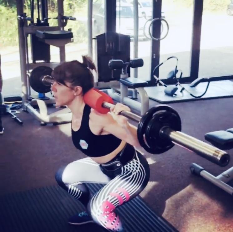 Emma Grange (Weight Loss + Performance)