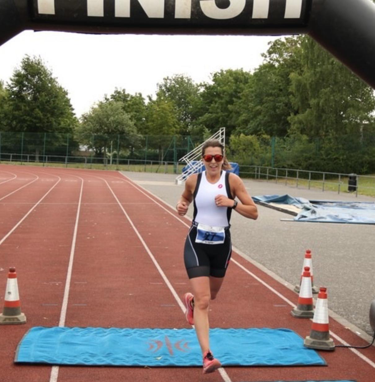 Rosie Turner (Jockey + Triathlete)