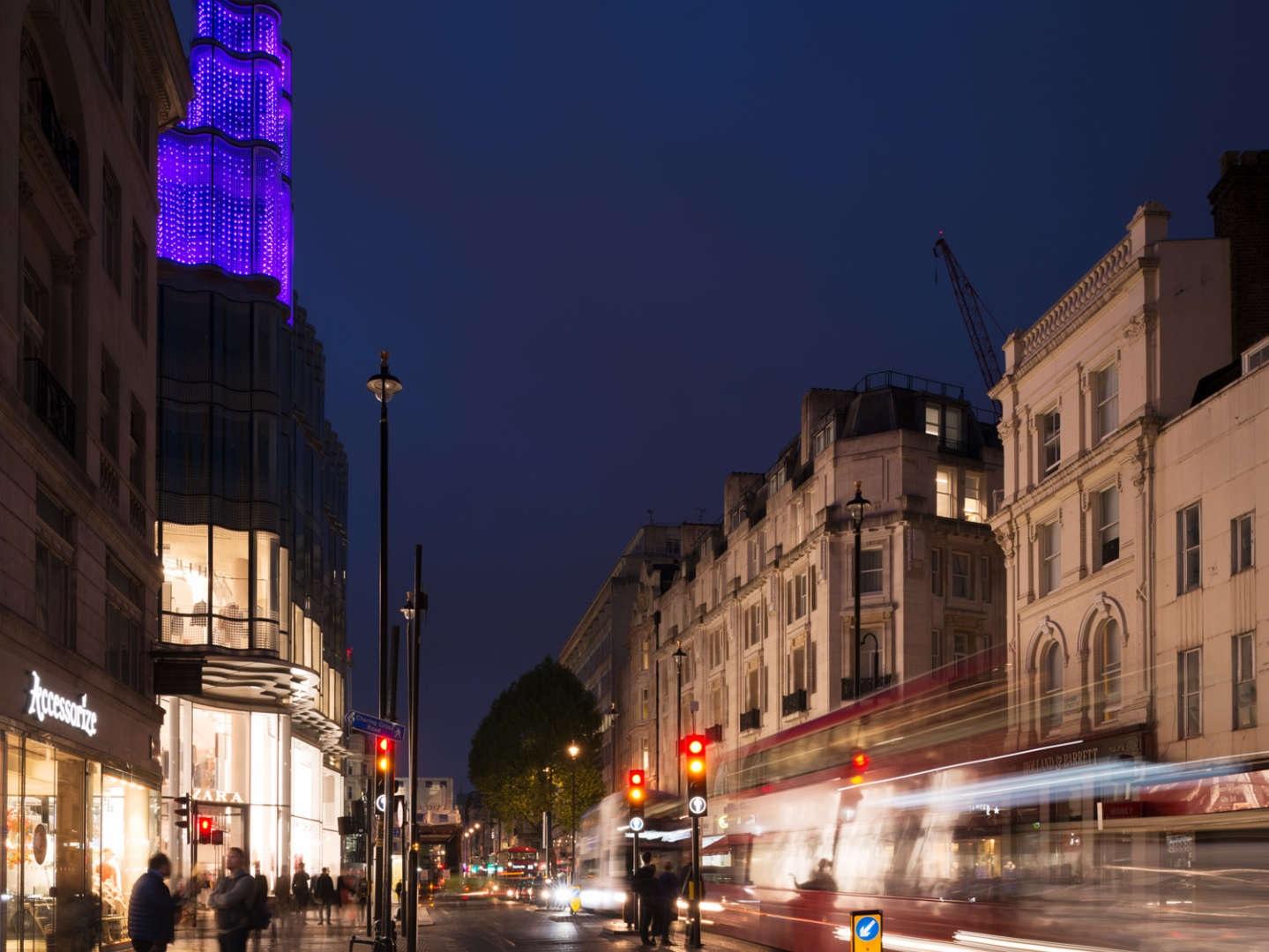 Soho, London -