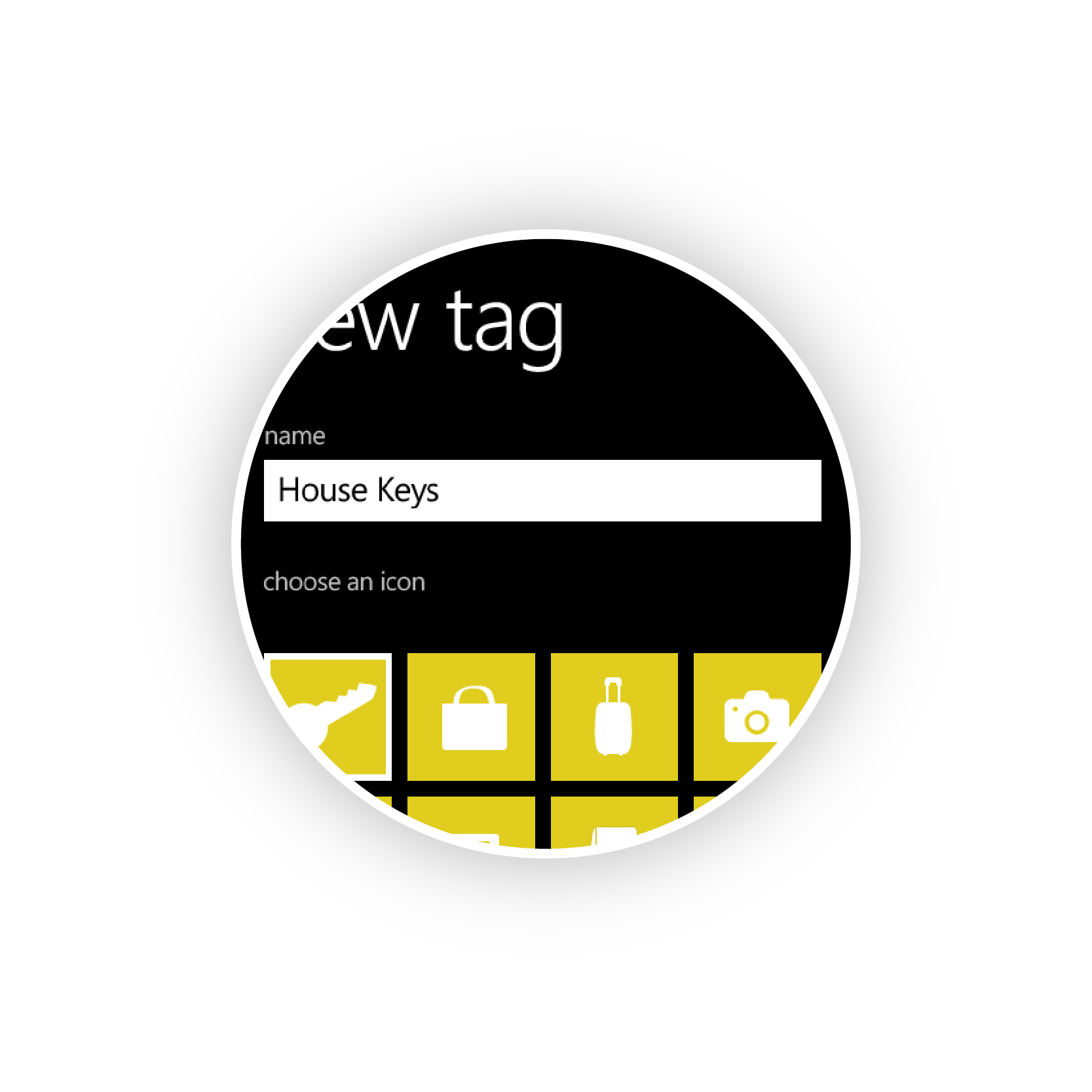 User journeys - We worked on the early concept stages of designing the companion app to the Nokia Treasure Tag.Together with an interaction designer, we explored the user journeys and technical scope in order to define the recommended feature set.