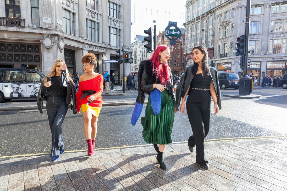 Style Doctors at Oxford Street