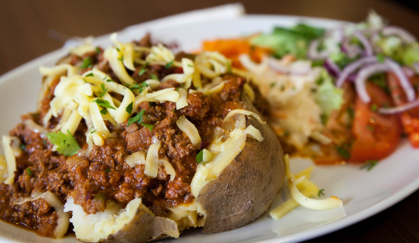 Mince jacket Potato