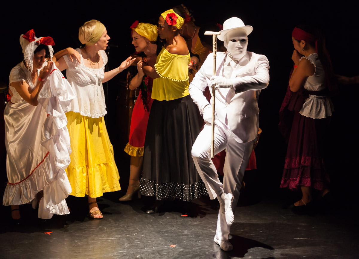 Roots of Rumba Performance