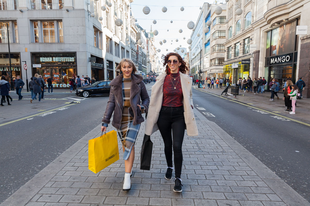 Style Doctors, Stylists of Oxford Street