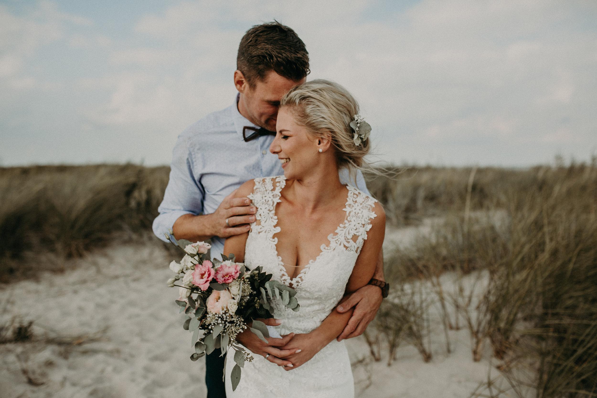 Strandhochzeit Beachwedding Mel Ende Photography