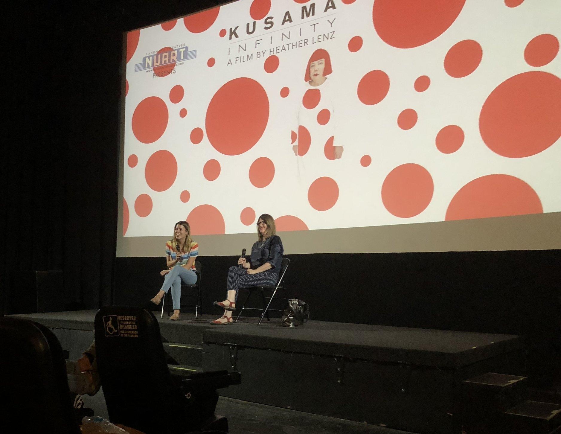 """Kusama: Infinity"" Q&A"