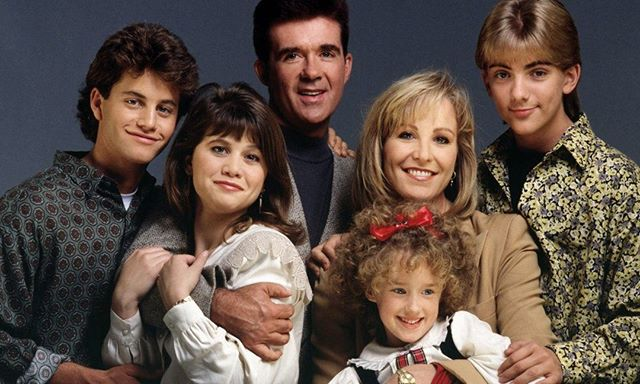 Celebrating our favorite 80s Dad for Father's Day #ThrowbackThursday #GrowingPains #80s #ScavengerHunt #ThisWeekend