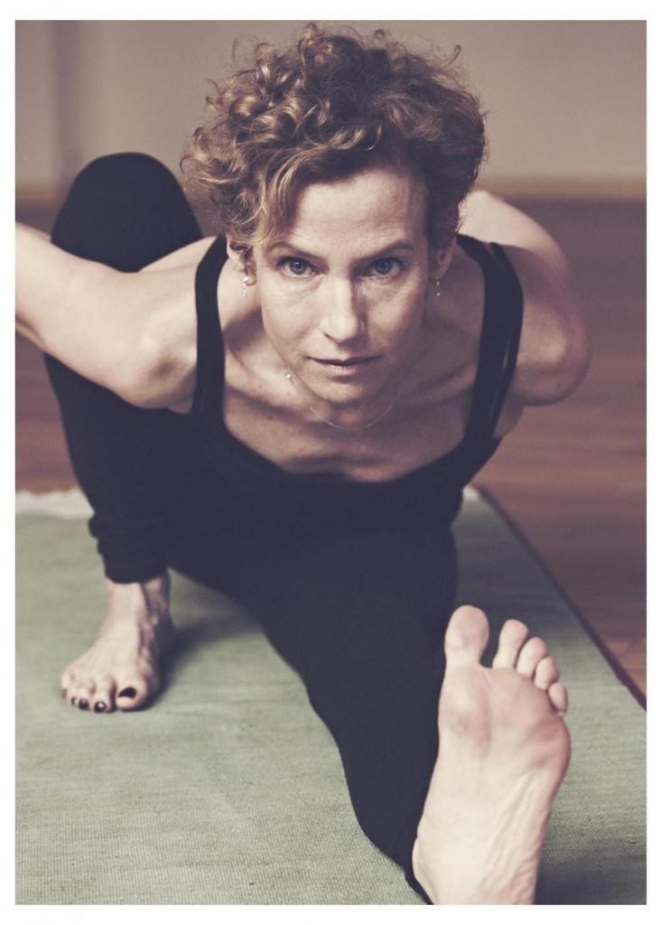Patsy Cohen Mysore Yoga Paris Ashtanga Yoga Studio Paris 11e