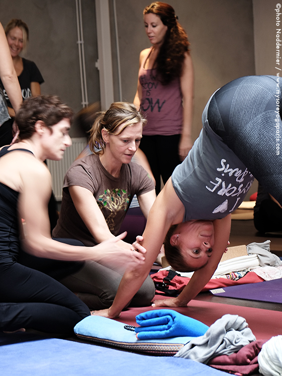 Ashtanga Yoga & Pranayama Immersion in Stockholm 2014