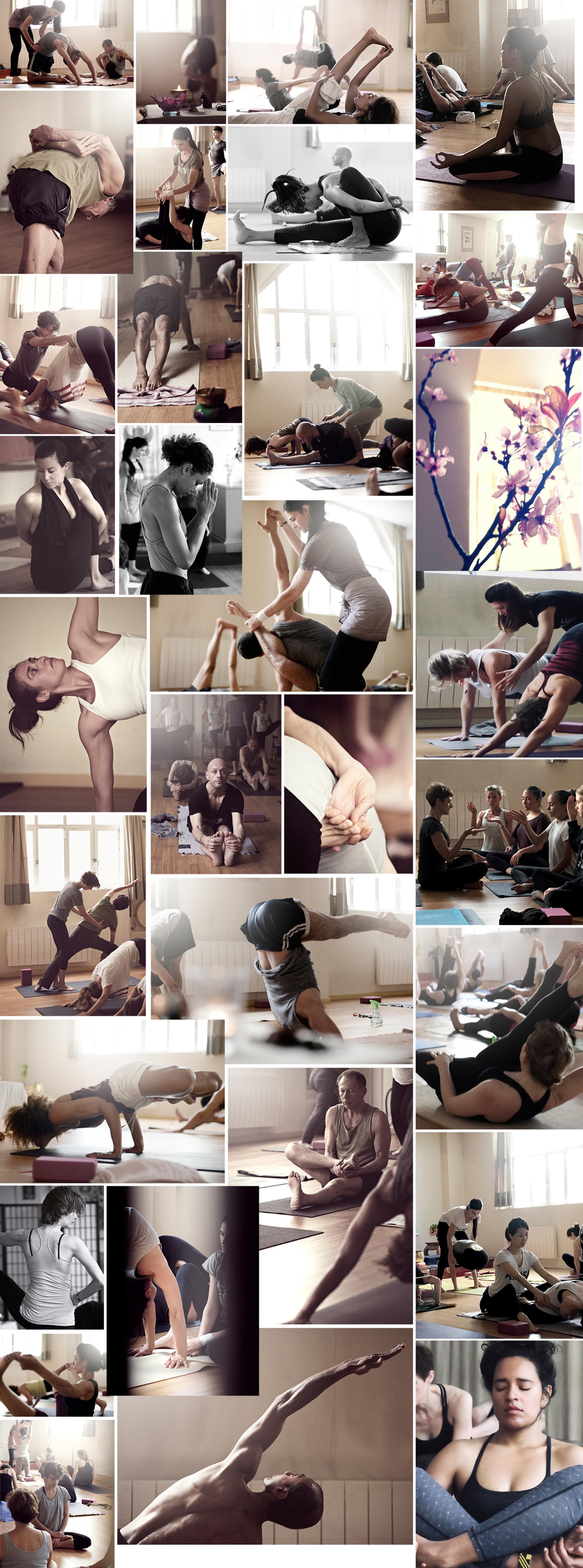 Mysore Style and Intro to Mysore at Mysore Yoga Paris Ashtanga Yoga Studio in Paris 11e