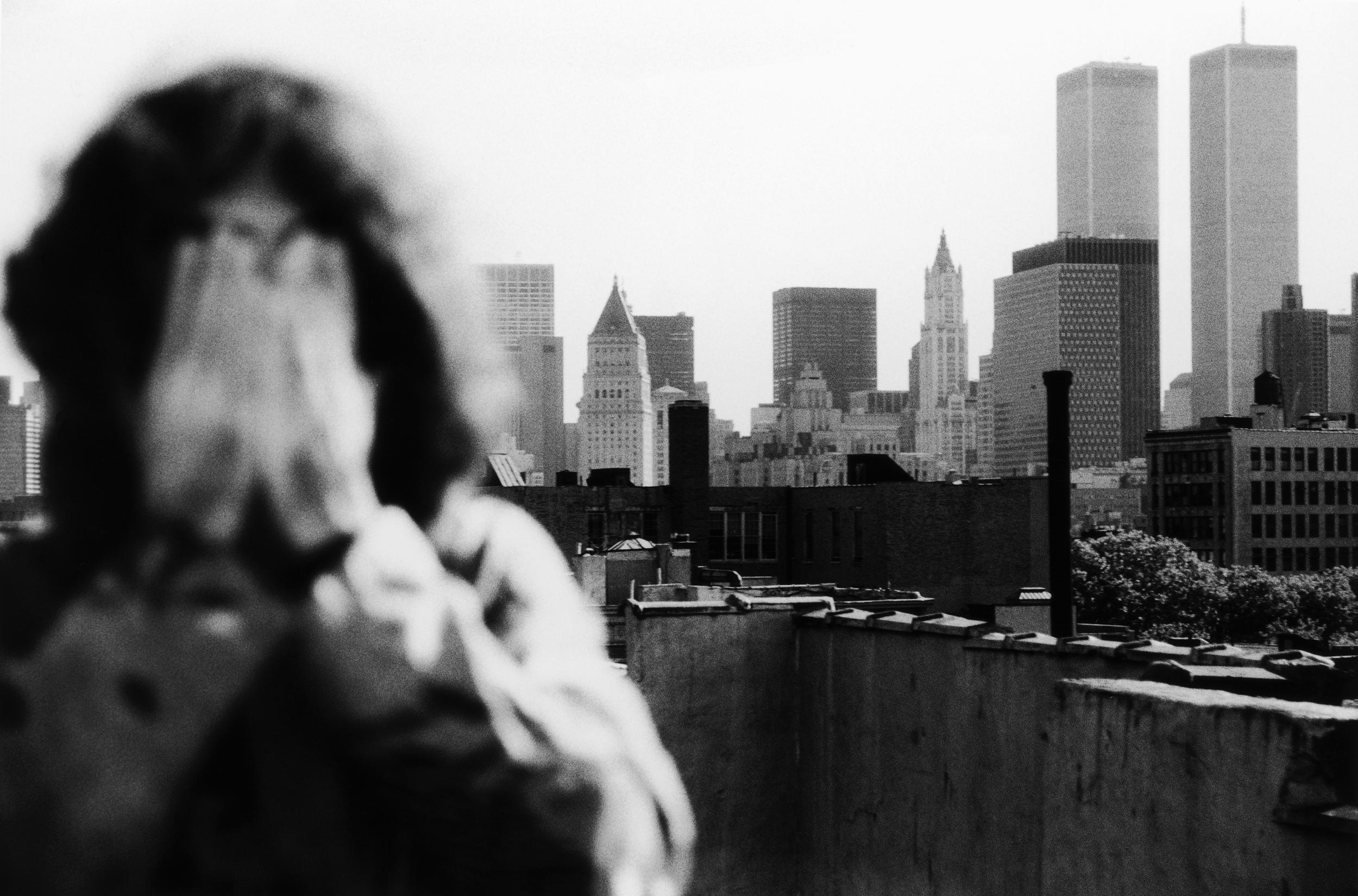 Danny Paradise in East Village, New York 1999. Photo Kia Naddermier