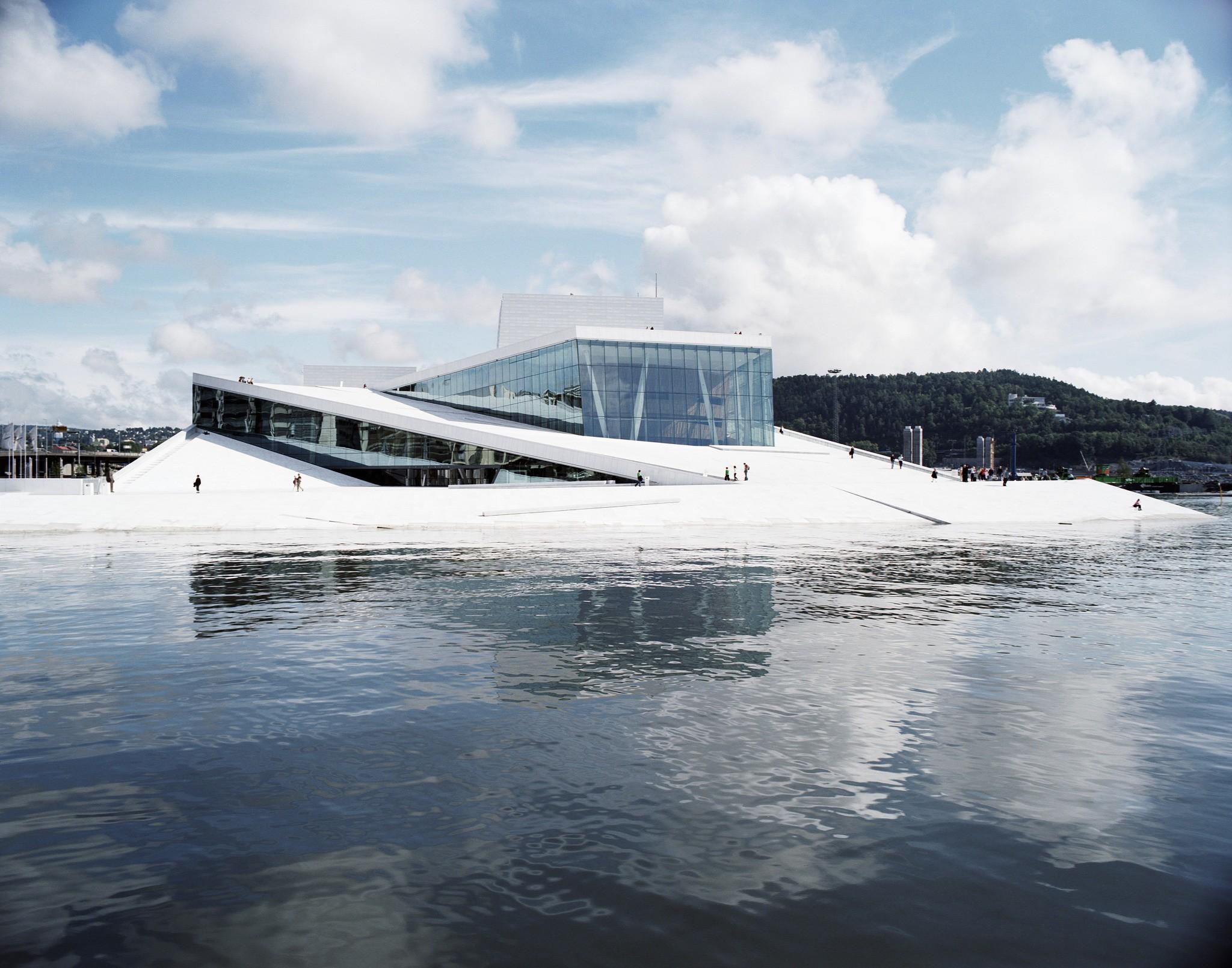 The Olso Opera House