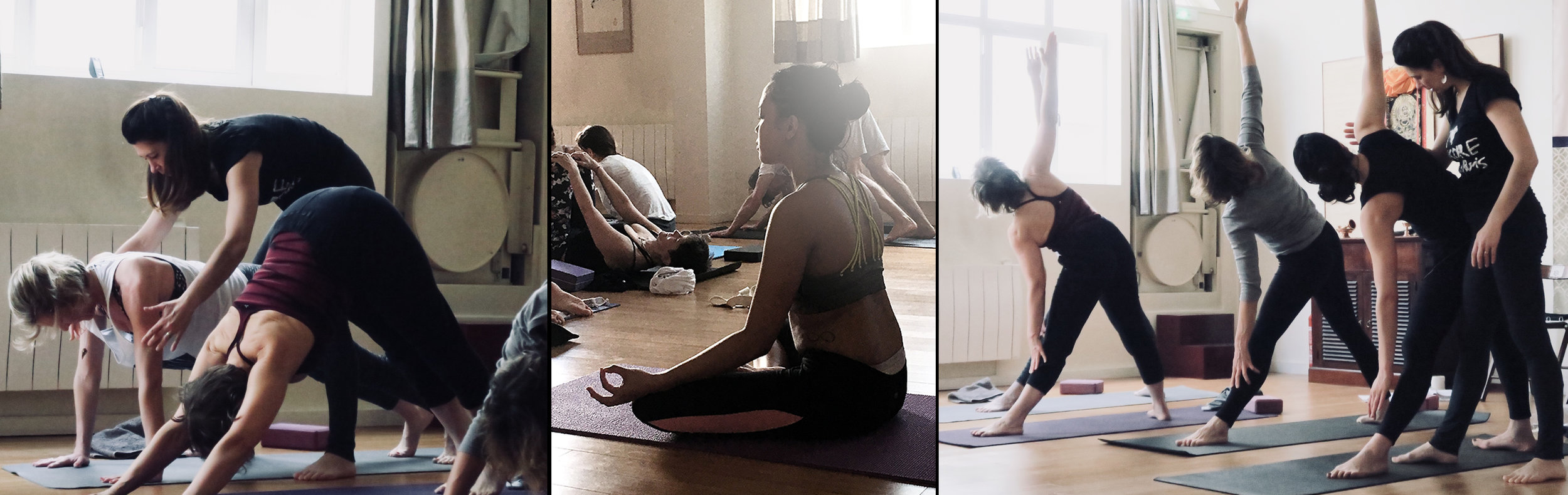 Mysore Style  is considered the ideal and safest way for a beginner to learn Ashtanga Yoga, since the practice is developed according to the constitution, readiness and ability of each individual.