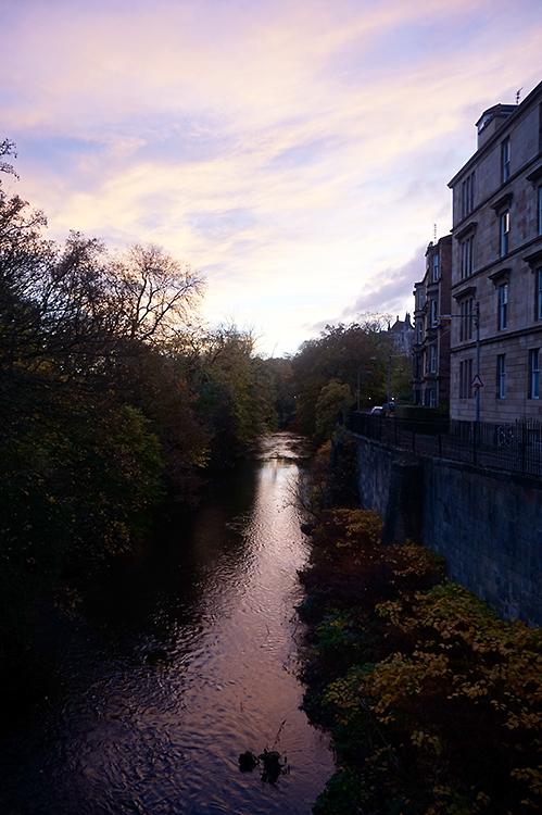The Kelvin River