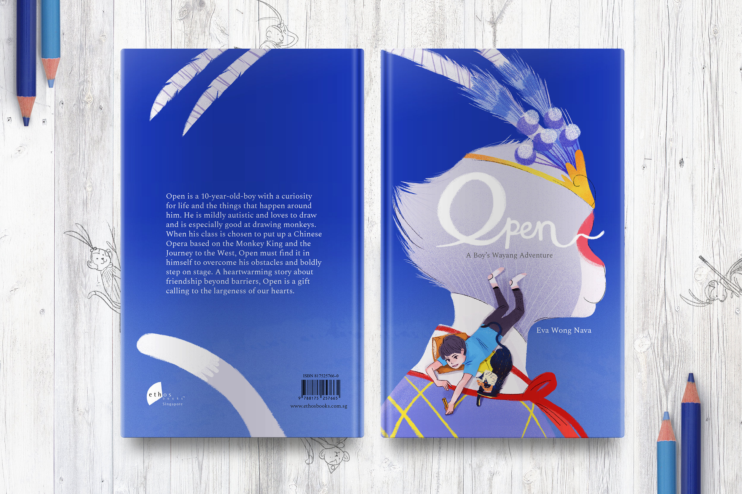 Get the book at the Ethos Books  Webstore   Special thanks to Ethos Books and  Eva Wong Nava  for the opportunity and support.