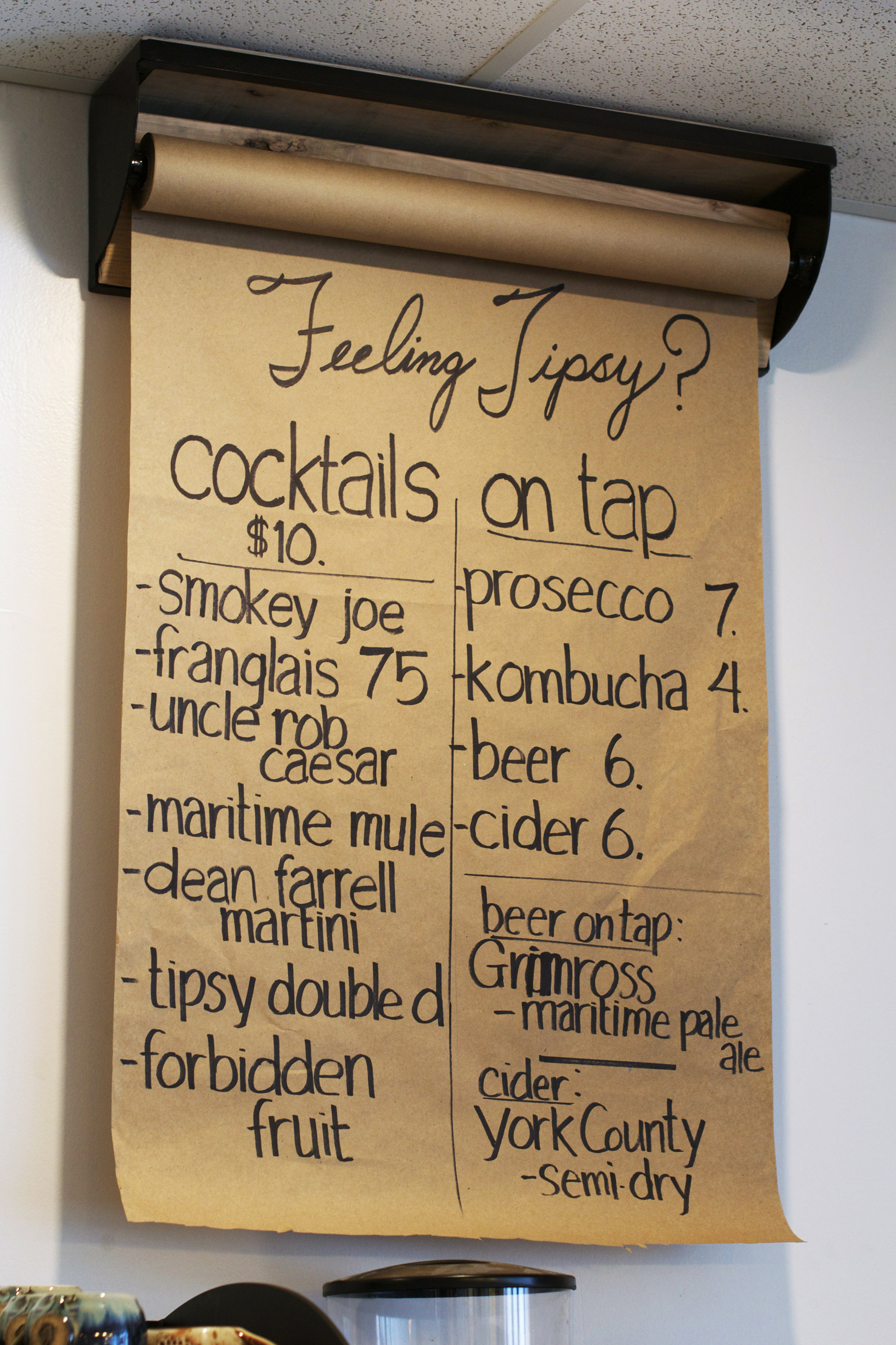 drinks-menu-butcher-block-paper-roll.jpg